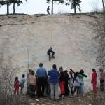 """Изкачване на """"Белия камък"""""""