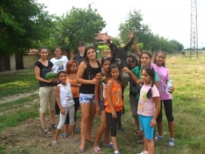 Summer Camp for Roma Girls