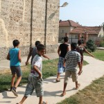 Summer Camp for Roma Boys 2013