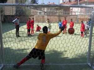 Футболен турнир между Казанлък и Калитиново