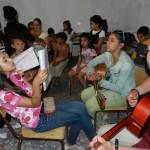 Откриване на център за работа с деца в Калитиново