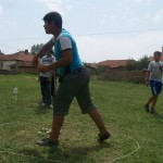 Летен лагер за момчета 2014