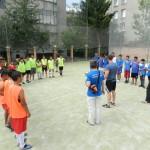 Футболен турнир между Стара Загора, Казанлък и с. Калитиново