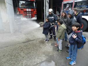 В пожарната Стара Загора