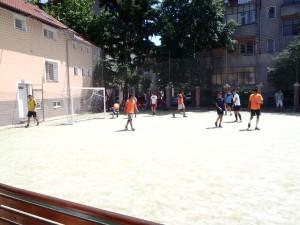 """футболен турнир  """"Повече спорт по-малко дим"""""""