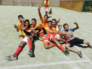 Футболен турнир