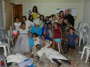 Летен лагер за момичета в Миромир